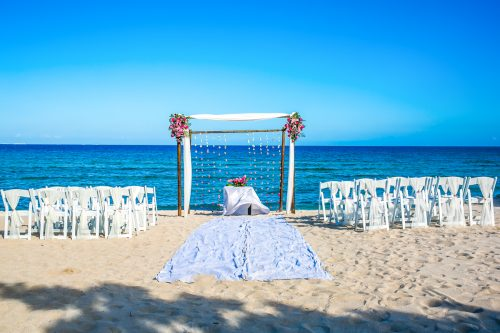kelly simon playa del carmen wedding blue venado beach club 01 21 500x333 - Kelly & Simon - Blue Venado Beach Club
