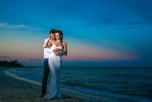 kelly simon playa del carmen wedding blue venado beach club 01 36 500x336 - Kelly & Simon - Blue Venado Beach Club