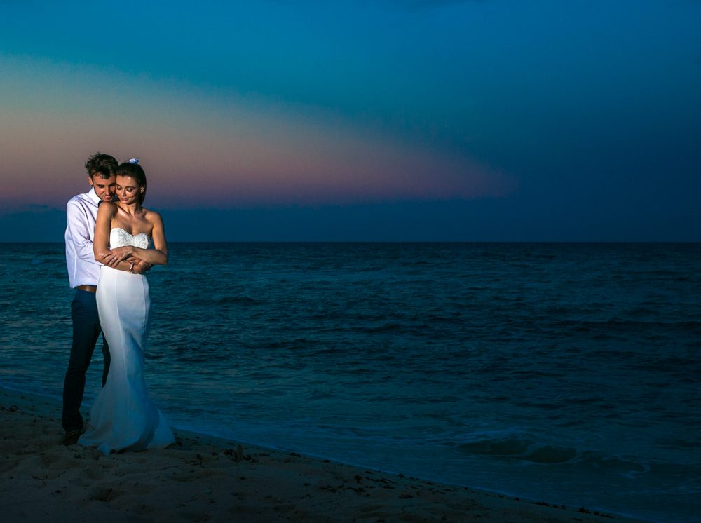 kelly simon playa del carmen wedding blue venado beach club 01 38 1000x746 - Isla Mujeres Wedding Photography
