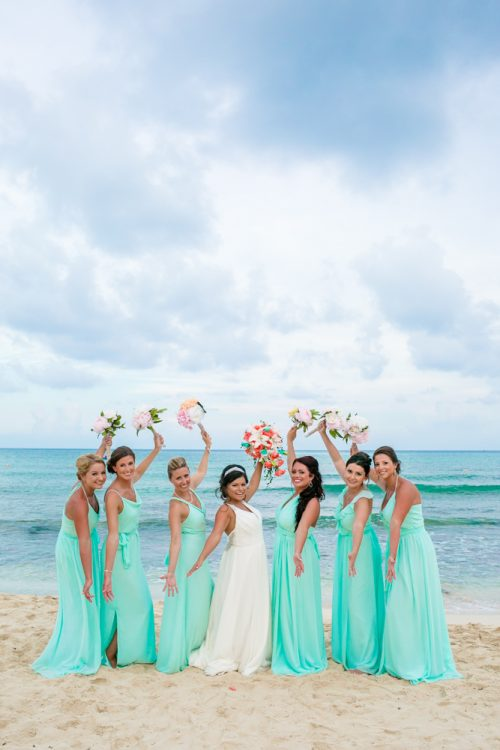 sabrina matt beach wedding now jade riviera cancun 02 5 500x750 - Sabrina & Matt - Now Jade