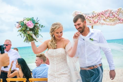 emily clay playa del carmen wedding grand coral beach club 01 23 500x333 - Emily & Clay - Grand Coral Beach Club