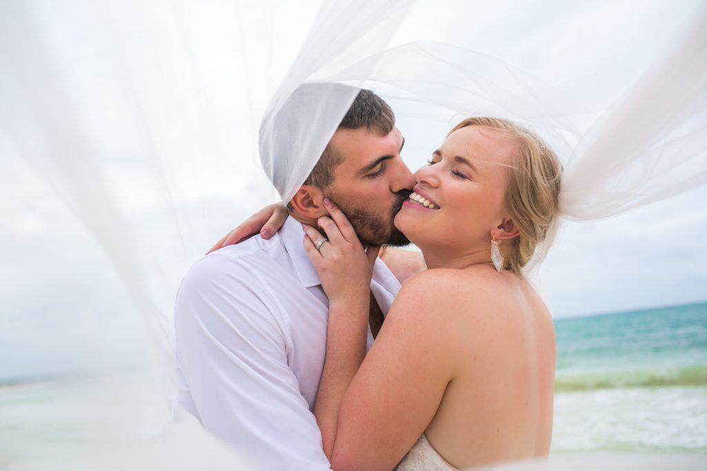emily clay playa del carmen wedding grand coral beach club 01 30 1024x683 - What To Wear To A Rainy Season Wedding In Cancun?