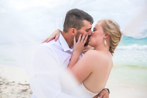 emily clay playa del carmen wedding grand coral beach club 01 31 500x333 - Emily & Clay - Grand Coral Beach Club