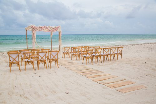 emily clay playa del carmen wedding grand coral beach club 01 5 500x333 - Emily & Clay - Grand Coral Beach Club