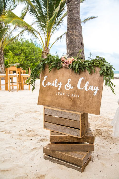 emily clay playa del carmen wedding grand coral beach club 02 2 500x750 - Emily & Clay - Grand Coral Beach Club