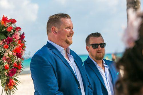 naomi daniel playa del carmen wedding riu palace mexico 01 8 500x333 - Naomi & Daniel - Riu Palace Mexico