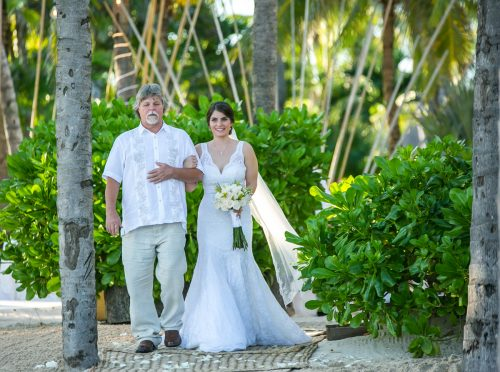 jessica harry beach wedding vidanta riviera maya 01 10 500x372 - Jessica & Harry - Vidanta Riviera Maya