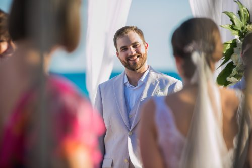 jessica harry beach wedding vidanta riviera maya 01 11 500x333 - Jessica & Harry - Vidanta Riviera Maya