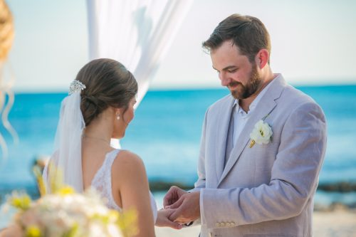 jessica harry beach wedding vidanta riviera maya 01 15 500x333 - Jessica & Harry - Vidanta Riviera Maya
