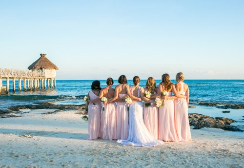 jessica harry beach wedding vidanta riviera maya 01 18 500x344 - Jessica & Harry - Vidanta Riviera Maya