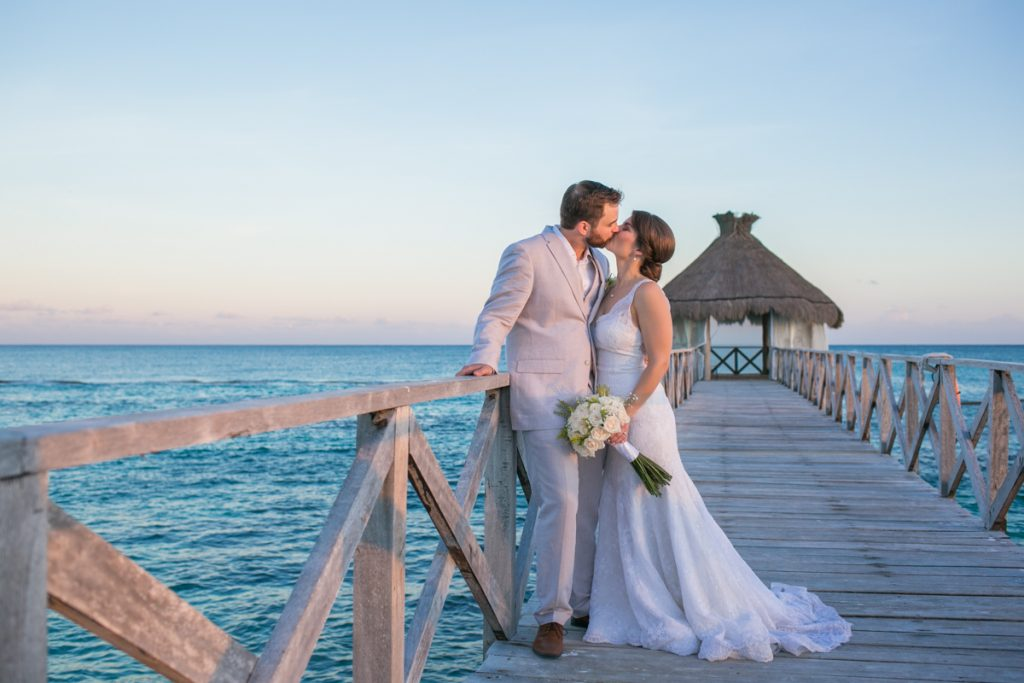 jessica harry beach wedding vidanta riviera maya 01 23 1024x683 - 7 Surprising Things We Learned About Riviera Maya Weddings In 2017