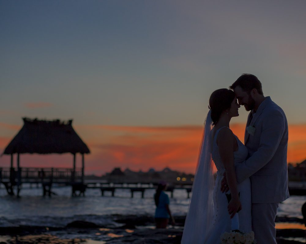 jessica harry beach wedding vidanta riviera maya 01 24 1000x800 - Riviera Maya Wedding Photography