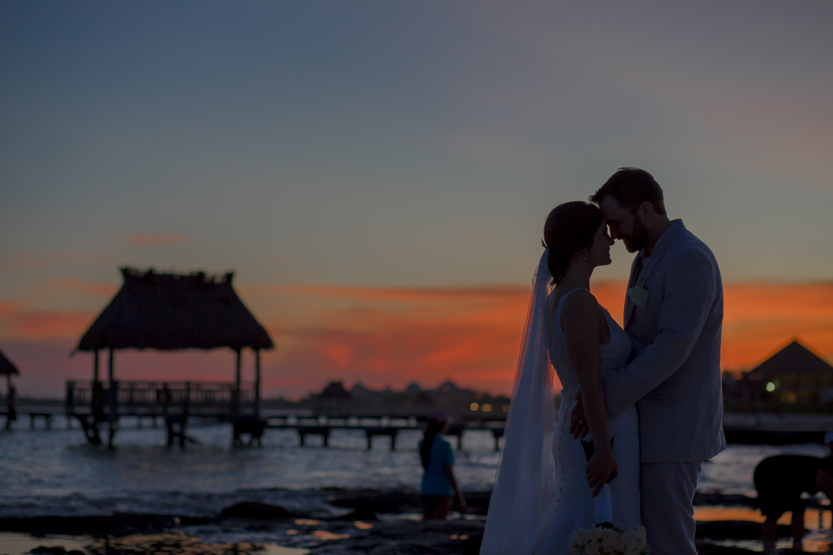 jessica harry beach wedding vidanta riviera maya 01 24 - Jessica & Harry - Vidanta Riviera Maya