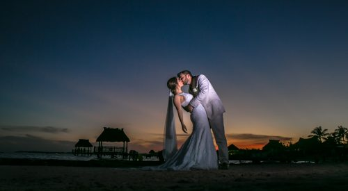 jessica harry beach wedding vidanta riviera maya 01 25 500x275 - Jessica & Harry - Vidanta Riviera Maya