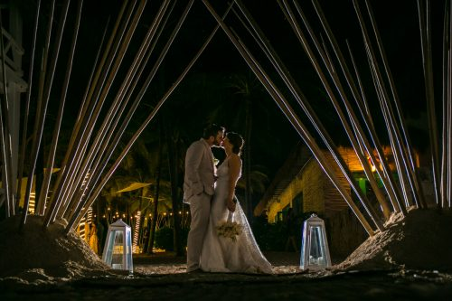 jessica harry beach wedding vidanta riviera maya 01 26 500x333 - Jessica & Harry - Vidanta Riviera Maya