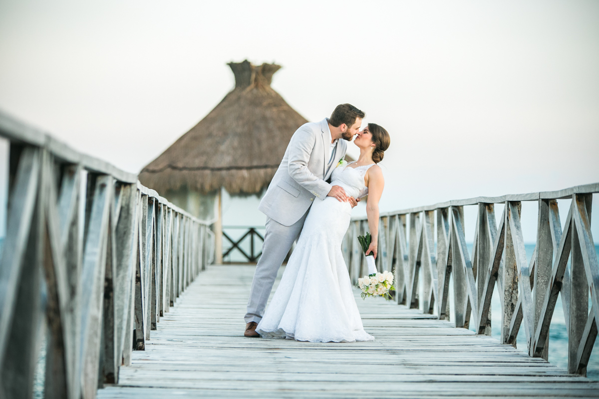 jessica harry beach wedding vidanta riviera maya 01 29 - Jessica & Harry - Vidanta Riviera Maya