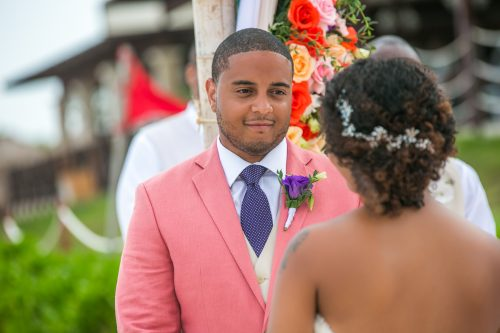 ashley che beach wedding now sapphire riviera cancun 01 12 500x333 - Ashley & Che - Now Sapphire