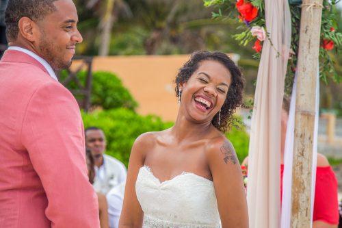 ashley che beach wedding now sapphire riviera cancun 01 14 500x333 - Ashley & Che - Now Sapphire
