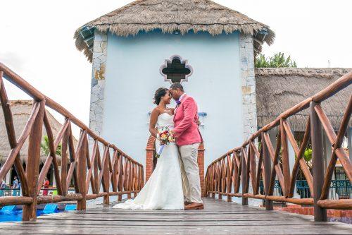 ashley che beach wedding now sapphire riviera cancun 01 20 500x333 - Ashley & Che - Now Sapphire