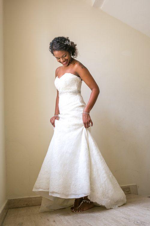 ashley che beach wedding now sapphire riviera cancun 02 2 500x750 - Ashley & Che - Now Sapphire