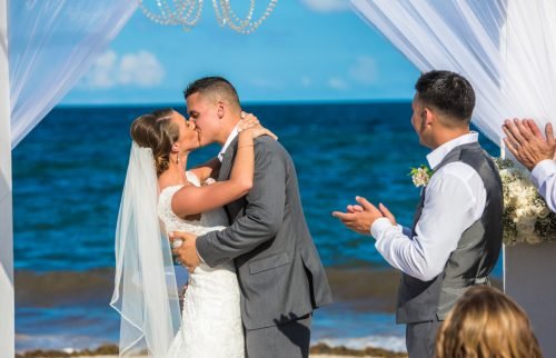 chloe zachary beach wedding Royalton Riviera Cancun 01 10 1 500x322 - Chloe & Zach - Royalton Riviera Cancun