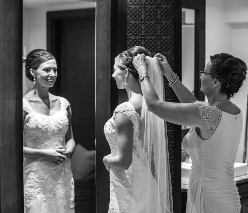 chloe zachary beach wedding Royalton Riviera Cancun 01 500x430 - Chloe & Zach - Royalton Riviera Cancun