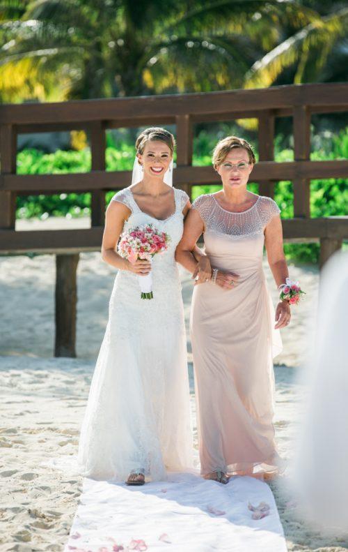 chloe zachary beach wedding Royalton Riviera Cancun 02 5 1 500x791 - Chloe & Zach - Royalton Riviera Cancun