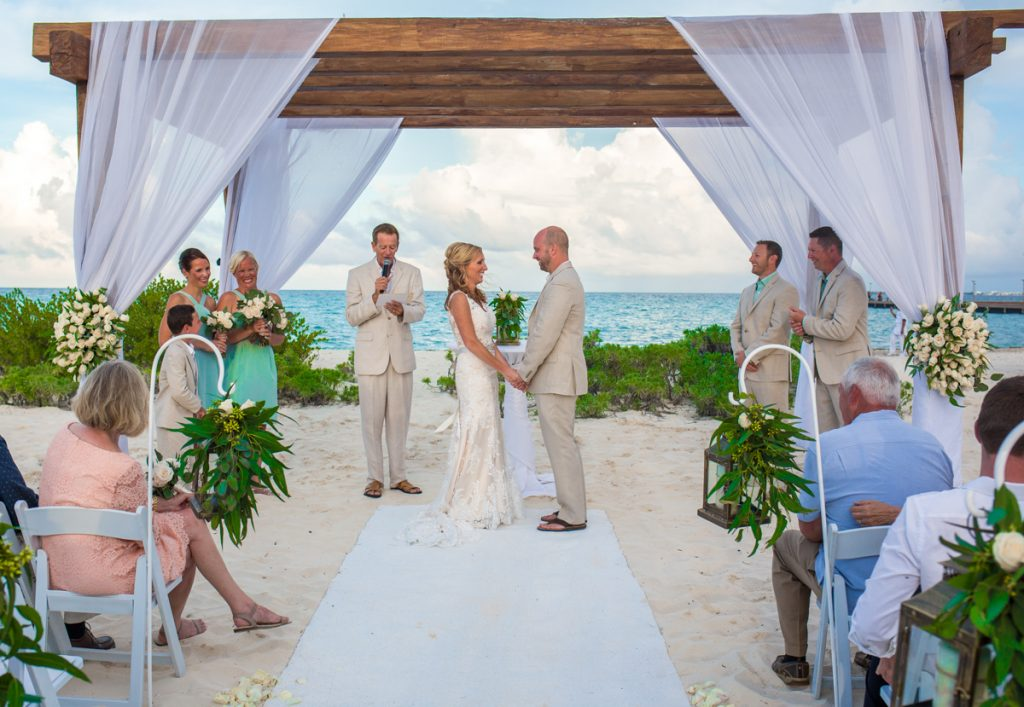 jennie allen beach wedding dreams playa mujeres 02 5 1024x707 - Why Planning A Fall Season Wedding In Cancun Isn't As Difficult As It Sounds (Despite The Hurricane Season)