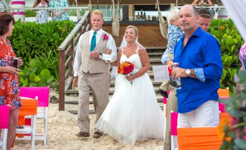 marissa colin beach wedding now jade riviera cancun 01 20 500x305 - Marissa & Colin - Now Jade