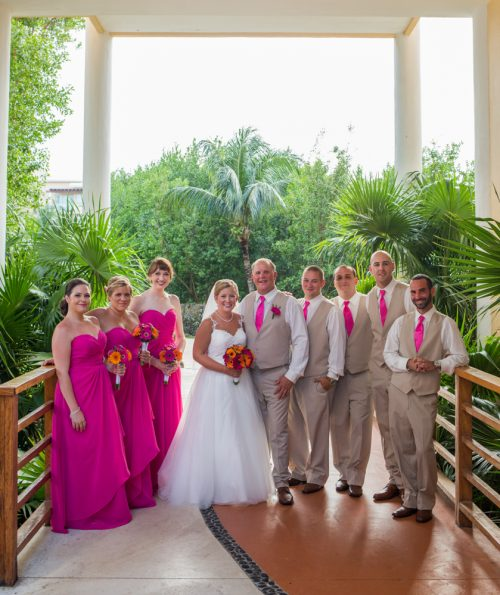marissa colin beach wedding now jade riviera cancun 02 2 500x595 - Marissa & Colin - Now Jade