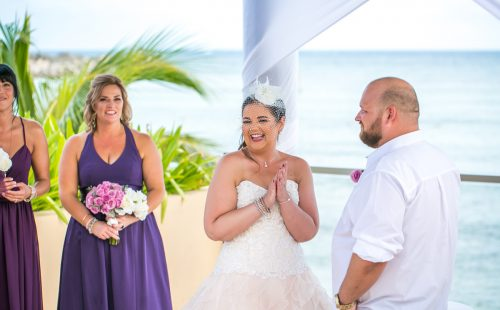 tracy draper beach wedding now jade riviera maya 01 13 500x310 - Tracy & Draper - Now Jade