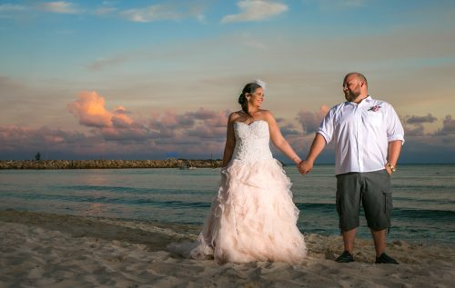 tracy draper beach wedding now jade riviera maya 01 4 500x317 - Tracy & Draper - Now Jade