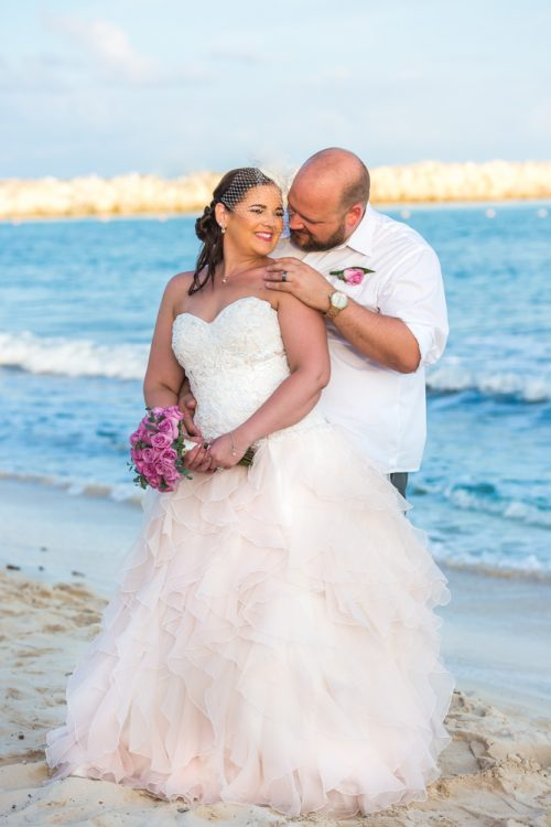 tracy draper beach wedding now jade riviera maya 02 2 500x750 - Tracy & Draper - Now Jade