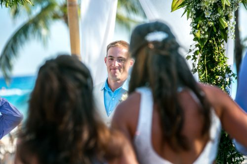 caitlin bart playa del carmen wedding riu palace riviera maya 01 10 500x333 - Caitlin & Bart - Riu Palace