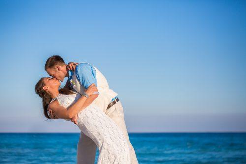 caitlin bart playa del carmen wedding riu palace riviera maya 01 14 500x333 - Caitlin & Bart - Riu Palace