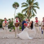 gaby dan beach wedding grand sirenis riviera maya 01 9 150x150 - Lana & Lee - Grand Sunset Princess
