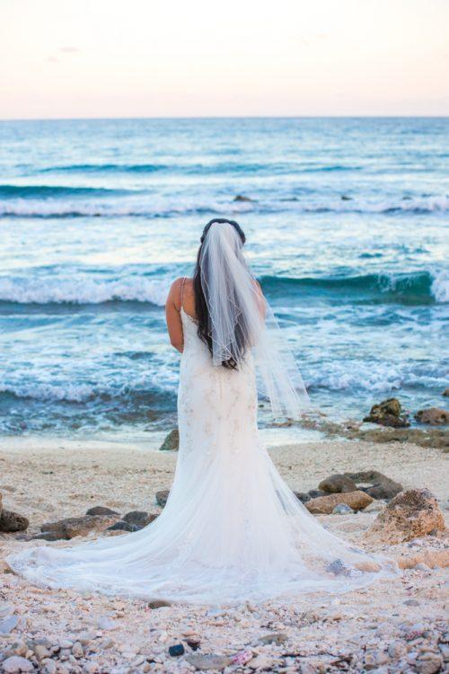 gaby dan beach wedding grand sirenis riviera maya 02 6 500x750 - Gaby & Dan - Grand Sirenis