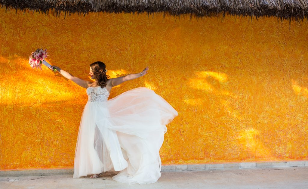 tania umberto destination wedding grand palladium riviera maya 03 3 1024x628 - Why Do Brides Wear White Wedding Dresses? Wedding Traditions & Superstitions Explained
