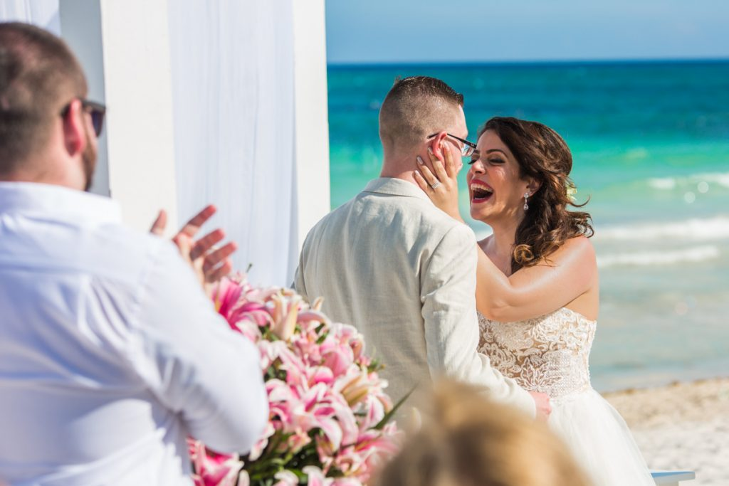 tania umberto destination wedding grand palladium riviera maya 03 9 1024x683 - 5 Things You Should Plan Extra Carefully If You Are Getting Married In Riviera Maya