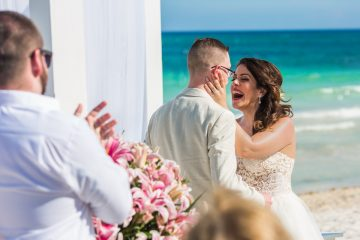 Tania & Umberto – Grand Palladium