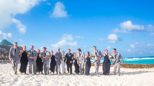 erin james beach wedding fiesta americana condesa cancun 02 13 500x280 - Erin & James - Fiesta Americana Condesa Cancun