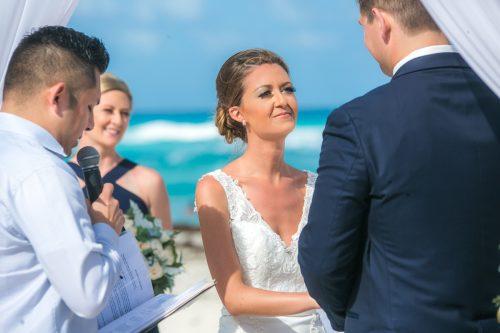erin james beach wedding fiesta americana condesa cancun 02 17 500x333 - Erin & James - Fiesta Americana Condesa Cancun