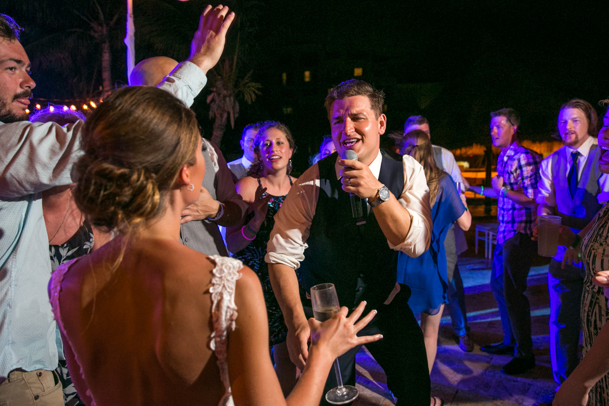 erin james beach wedding fiesta americana condesa cancun 02 2 - Erin & James - Fiesta Americana Condesa Cancun