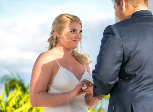 kayla glen beach wedding now jade riviera cancun 01 10 500x369 - Kayla & Glenn Adam - Now Jade