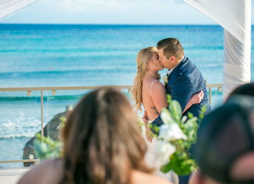 kayla glen beach wedding now jade riviera cancun 01 12 500x362 - Kayla & Glenn Adam - Now Jade