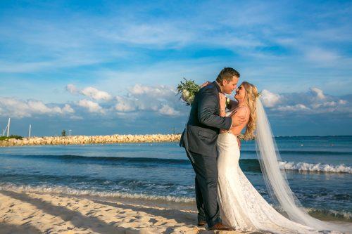 kayla glen beach wedding now jade riviera cancun 01 19 500x333 - Kayla & Glenn Adam - Now Jade