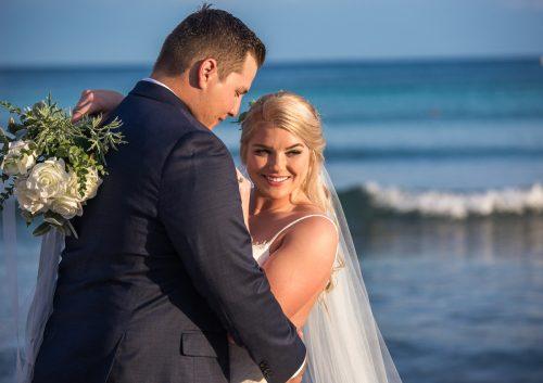 kayla glen beach wedding now jade riviera cancun 01 21 500x353 - Kayla & Glenn Adam - Now Jade