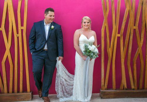kayla glen beach wedding now jade riviera cancun 01 28 500x348 - Kayla & Glenn Adam - Now Jade
