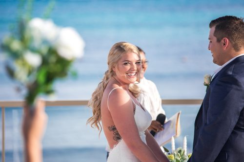 kayla glen beach wedding now jade riviera cancun 01 8 500x333 - Kayla & Glenn Adam - Now Jade