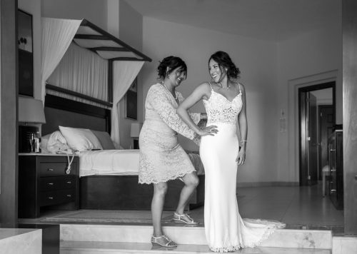 lisa ryon tulum wedding akiin beach club 02 18 500x356 - Lisa & Ryon - Ak'iin Beach Club